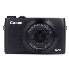 Camara Digital Canon Powershot G7x 20.9mp /  Zo 42x /  3 Pulgadas Pulgadas /  Hs /  Wifi /  Litio CA