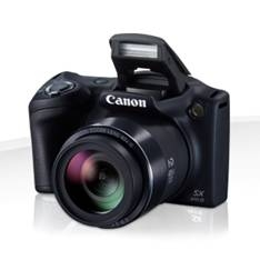 Camara Digital Canon Powershot Sx410 Is 20mp /  Zoom  80x /  Zo 40x /  3 Pulgadas Pulgadas /  Hd /