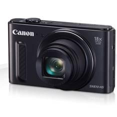 Camara Digital Canon Powershot Sx610 Hs 20.2mp /  Zoom 36x /  Zo 18x /  3 Pulgadas Pulgadas /  Full