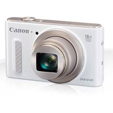 Camara Digital Canon Powershot Sx610 Hs 20.2mp /  Zoom 36x /  Zo 18x /  3 Pulgadas Pulgadas /  Full
