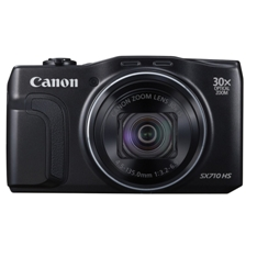 Camara Digital Canon Powershot Sx710 Hs 20.3mp /  Zoom 60x /  Zo 30x /  3 Pulgadas Pulgadas /  Full