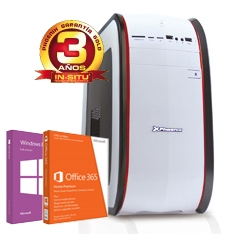 ORDENADOR PHOENIX CASIA I5 WIN 8.1 + OFFICE INTEL I5 DDR3 8GB 1TB ATI 610 2GB RW