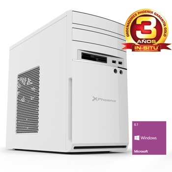 Ordenador Phoenix Casia Intel Core I7, Vga G-force 740 2gb, 12gb Ddr3 1600, 1tb, Rw, W8.1 CASIAI7-TR