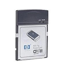 Adaptador Tarjetas Compact Flash Para Impresora Hp 802.11g Wifi CB001A