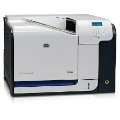 Impresora Hp Laser Color Laserjet Cp3525dn Fax A4 /  30ppm /  384mb /  Usb /  Red /  Duplex CC470A