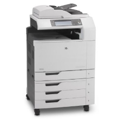 Multifuncion Hp Laser Color Laserjet Cm6030fmfp A3  / 31ppm / 512mb / usb / red CE665A