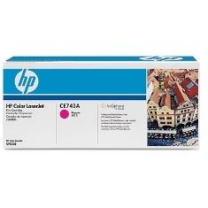TONER HP CE743A MAGENTA 7300 PAGINAS