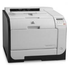 Impresora Hp Laser Color Laserjet Pro 400 M451nw A4  /  20ppm  /  128mb /  Usb /  Red /  Wifi CE956A