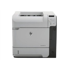Impresora Hp Laser Monocromo Laserjet Enterprise M602n A4  /  50ppm  /  512mb /  Usb /  Red CE991A