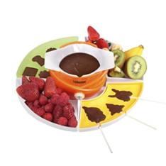 Fondue De Chocolate Tristar Cf-1604 20 W 4 Tenedores 24 Palillos CF-1604