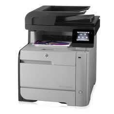 Multifuncion Hp Color Laserjet Pro Mfp 476nw  /  Lan  /  Usb CF385A