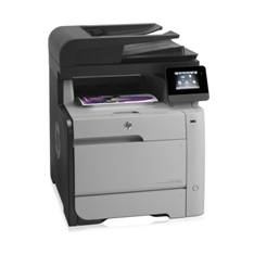 Multifuncion Hp Laser Color Pro M476dn Fax A4 /  21ppm /  Usb /  Red /  Adf /  Eprint /  Duplex CF38