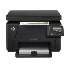 Multifuncion Hp Laser Color Laserjet Pro M176n A4 /  16ppm /  128mb /  Usb /  Red CF547A