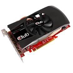 Vga Ati Radeon Hd 7850 Eyefinity 6 2gb Gddr5, Pci Express  Dvi , Hdmi Club 3d CGAX-7856M6