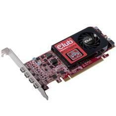 Vga Ati Radeon 3d R7 250 Eyefinity4 2gb Ddr5 Pci Express Hdmi, Dvi, Vga Club 3d CGAX-R7256LM4
