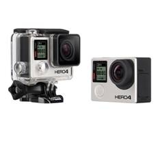 Camara Gopro Hd Hero4 Black Edition Adventure 4k CHDHX-401-EU