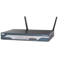 Router Cisco 1841 2 Ptos 2xranura Expasion 2x100tx 1usb CISCO1841