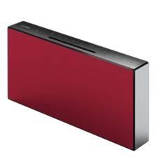 Sistema Hifi Sony Cmt-x3cd 20w Blutooth Nfc Cd Rojo CMTX3CDR