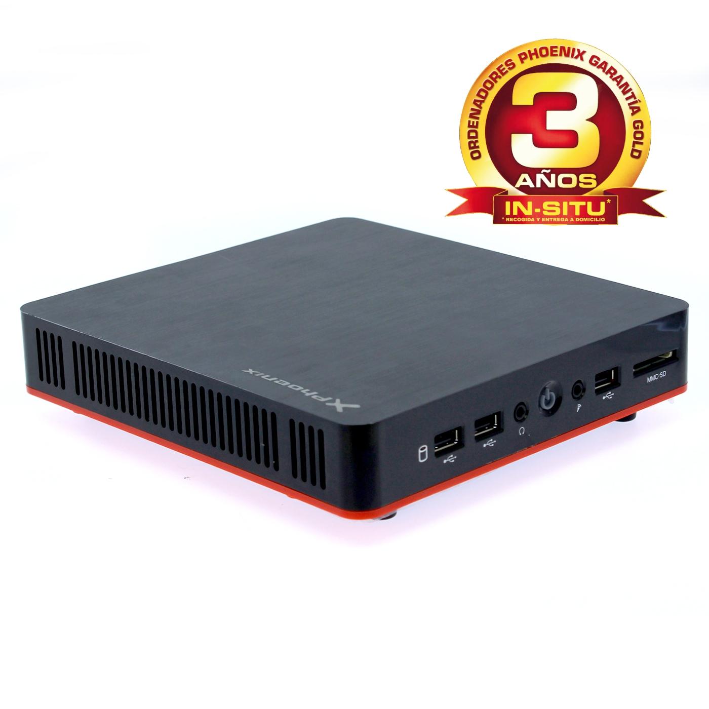 Ordenador Phoenix Compact Intel I3, 4gb Ddr3, 1tb COMPACT3
