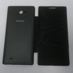 Funda Smartphone Hisense U961 Negra COVERBLACKU961