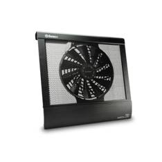 Base Refrigeradora Portatil Enermax Aeolus Pure Cp003p  Aluminio 2 X Usb Hasta 17 Pulgadas CP003P