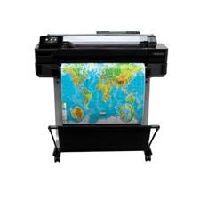 Plotter Hp Designjet T520 A0 36 Pulgadas /  2400ppp /  1gb /  Usb /  Red /  Wifi CQ893A