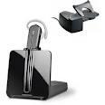 Auricular Inalambrico Plantronics Cs540  +  Descolgador Para Telefono Fijo Con Cable, En Box CS540HL