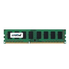 Memoria Ddr3 8gb Crucial /  Dimm 240 /  1600mhz /  Pc3 12800 /  Cl 11 /  1.5v CT102464BA160B