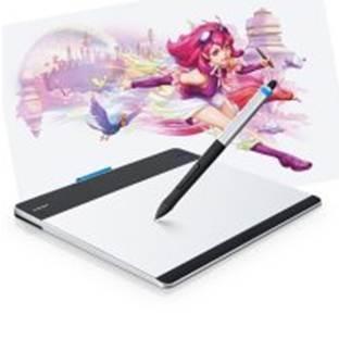 Tableta Digitalizadora Wacom Intuos Manga Pequeña Creativa S A6 CTH-480M-S