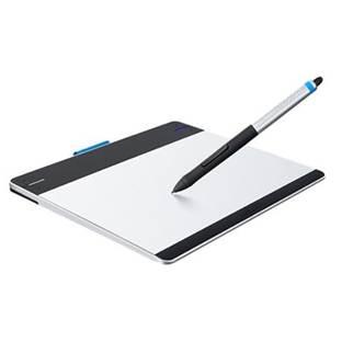 Tableta Digitalizadora Wacom Intuos Pen & Touch Pequeña Creativa S A6 CTH-480S-S