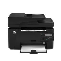Multifuncion Hp Laser Monocromo Pro M127fn Fax A4 /  20ppm /  128mb /  Usb /  Red /  Adf /  Eprint C
