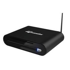 Mini Pc Multimedia Giada Slim D2305 Negro Intel Core I5-3317u Ddr3 4gb  /  500gb  /  4x Usb 2.0  /