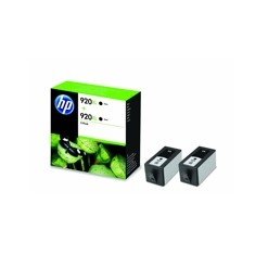 PACK 2 CARTUCHOS HP 920XL NEGRO