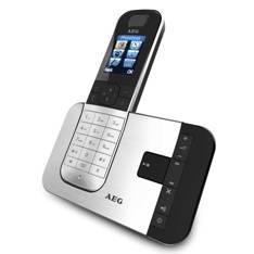 Telefono Inalambrico Dect Aeg Voxtel D-575 Display Color 1.8 Pulgadas Lcd, Metal DECTLINED575