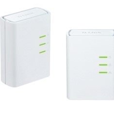 Kit 2 Powerline 500mbps Ethernet Adapter Kit Dhp-309av DHP-309AV