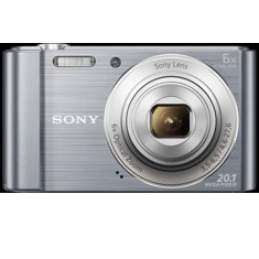 Camara Digital Sony Kw810s 20.1mp Zo 6x Video Hd Plata DSCW810S