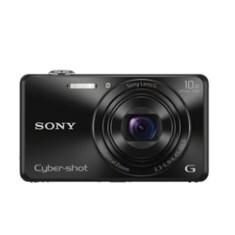 Camara Sony Dscwx220p 18.2 Mp Wifi Nfc Full Hd 2.7 Pulgadas  Zo 10x Negra DSCWX220B