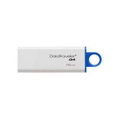 Memoria Usb 16gb Kingston Datatraveler G4 Azul 3.0 DTIG4/16GB