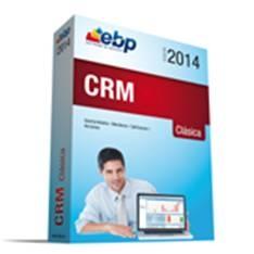 Programa Ebp Crm Clasica 2014 En Caja EBPCRM2014