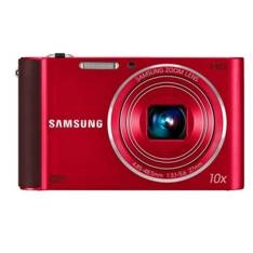 CAMARA DIGITAL SAMSUNG SMART ST200 14MP 18X  3'' GRAN ANGULAR 27mm ROJO