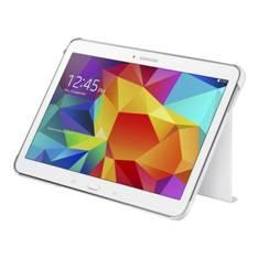 Funda Samsung Book Cover Para Galaxy Tab 4 10 Pulgadas Blanco EF-BT530BWEGWW