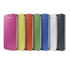Funda Con Tapa Para Smartphone Samsung Galaxy S4 Purpura EF-FI950BVEGWW