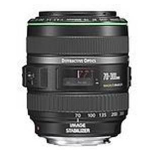 Objetivo Canon Ef 70-300mm F / 4-5.6 Is Usm EF70-300F4-56ISUSM