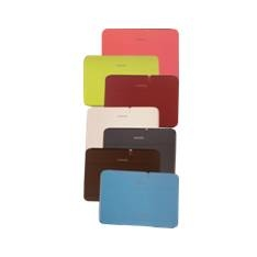 Funda Book Para Tablet Samsung Galaxy 10.1 Pulgadas Pulgadas Semi Rigida, Rosa EFC-1H8SPECSTD