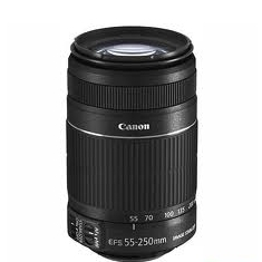 Objetivo Canon Ef-s 55-250mm 4-5.6 Is Ii EFS55-2504-56ISII