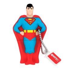 Memoria Usb 3d Llavero 8gb Emtec Sh Superman EMTECSUPERMAN8GB