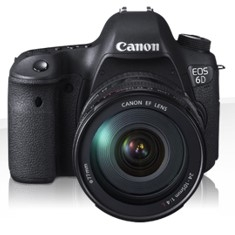 Camara Digital Reflex Canon Eos 6d Ef 24-105mm /  Cmos /  20.2mp /  Digic 5 +  /  11 Puntos Enfoque