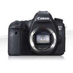Camara Digital Reflex Canon Eos 6d Body (solo Cuerpo) Cmos /  20.2mp /  Digic 5 +  /  11 Puntos Enfo