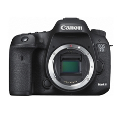 Camara Digital Reflex Canon Eos 7d Body (solo Cuerpo) Cmos /  20.2mp /  Digic 6 /  Tactil EOS7DMARKI