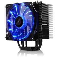 Ventilador Disipador Gaming Modding Negro Enermax Ets-t40-bk Para  Intel  /  Amd ETS-T40-BK